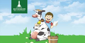 'Süt Kuzuları'na haftada 2 litre süt