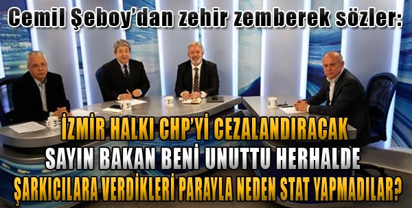 'İzmir Halkı CHP'yi Cezalandıracak'