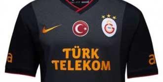 Galatasaray'ın Forması Tanıtıldı