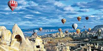 Kapadokya'da Feci Olay