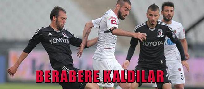 Beşiktaş 1-1 Gençlerbirliği