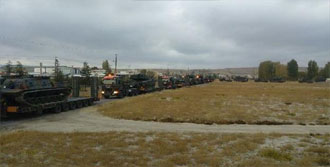 Tank Bölüğünün Gaziantep'e İntikali Başladı