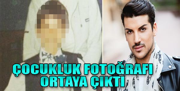Kerimcan Durmaz'ın Çocukluk Fotoğrafı Ortaya Çıktı