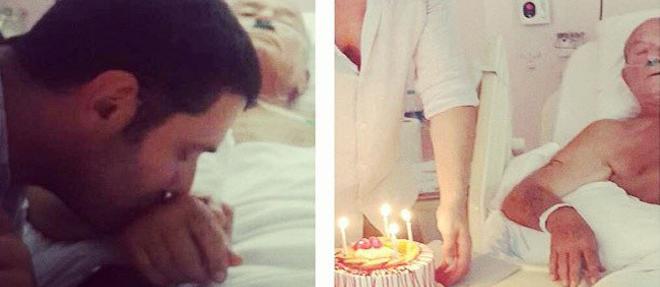 Hastanede Doğum Günü