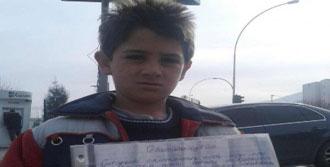 Suriyeli Çocuklar Sokakları Mesken Tuttu