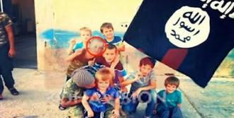 'Çocuğu Babası Işid'e Götürdü' İddiası