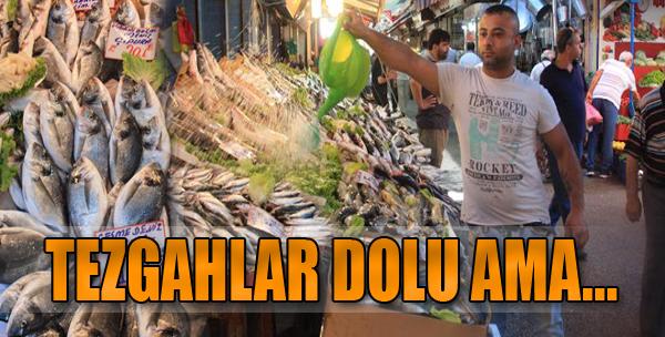Balık Satışları Geçmişi Arıyor