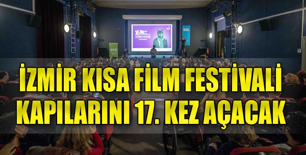 İzmir Kısa Film Festivali İçin Geri Sayım