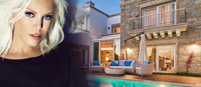 Bodrum'da 2,5 Milyon Euro'luk Villa