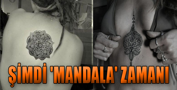 Artık 'Mandala' Moda