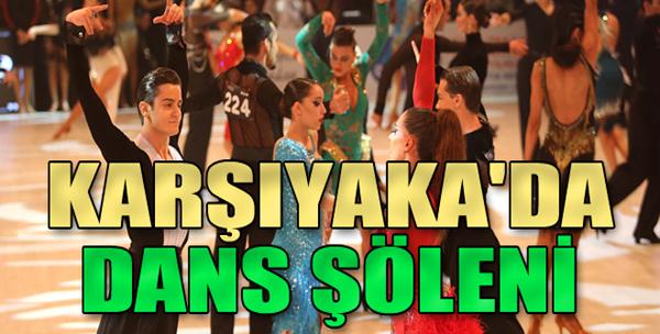 Karşıyaka'da Dans Şöleni