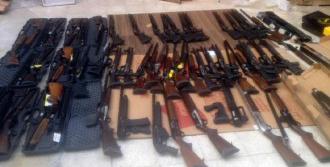 Kaçakçılık Operasyonunda 13 Tutuklama