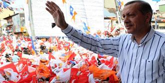 AK Parti Mitingine LYS Ayarı