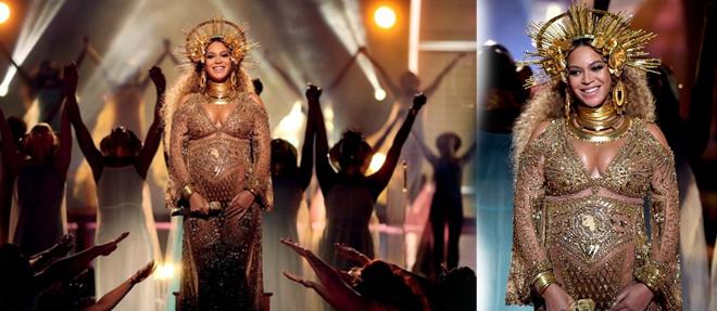 Grammy'e Beyonce Damgası