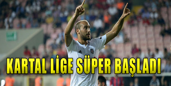 Mersin İdmanyurdu 2-5 Beşiktaş