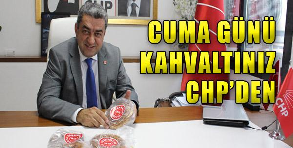 CHP'den İzmir Kahvaltısı