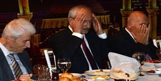 Kılıçdaroğlu'ndan İftar Sohbeti