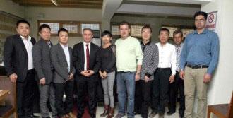 Çinli Lokomotif Firması Kazan'ı Üs Seçti
