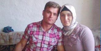 Madende Mahsur Kalan Eşini Umutla Bekliyor