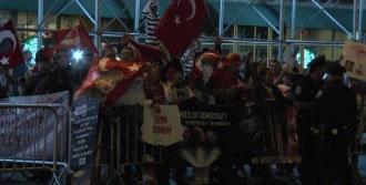 Türk Korumalar Ve New York Polisi Arasında Arbede