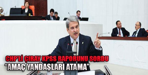 'Amaç Yandaşları Atama'