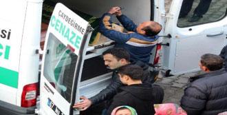Mühendis Zonguldak'ta Toprağa Verildi