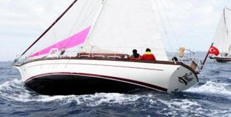 Bodrum Yelkenli Ahşap Yat Yarışları Başladı