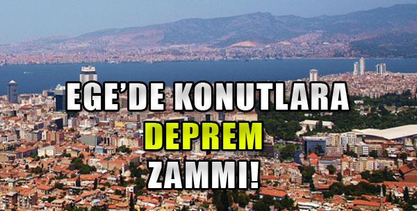 İzmir'in O Bölgeleri Tercih Ediliyor