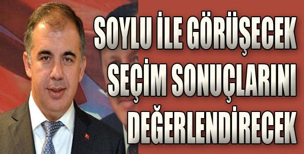 AK Parti'de İzmir Sorgusu