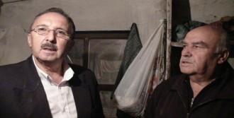 88 Yaşındaki Felçli Esma Nine Ortada Kaldı