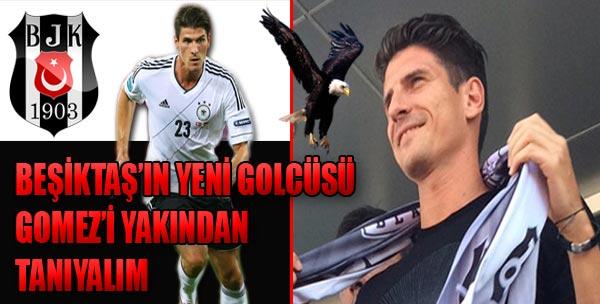 Gomez Beşiktaş'a Ne Katar