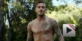 David Beckham Nefes Kesti!