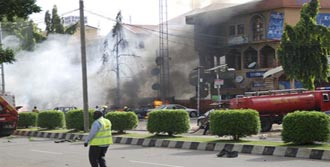 Nijerya'da Bombalı Saldırı!