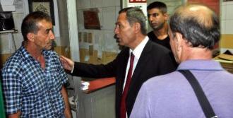 Başkan Uysal'dan Tuvalet Fırçası