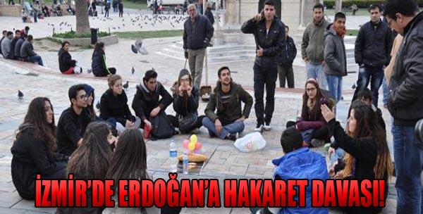 Erdoğan Liseliler Davasına Müdahil