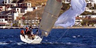 Yelkenler Milta Bodrum Marina Kupası İçin Açıldı