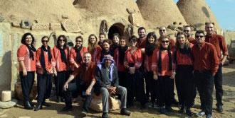 'Yürüyen Budalalar' Şanlıurfa Ve Gaziantep'teydi