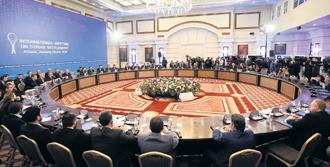 Astana'da 'Suriye' Krizi