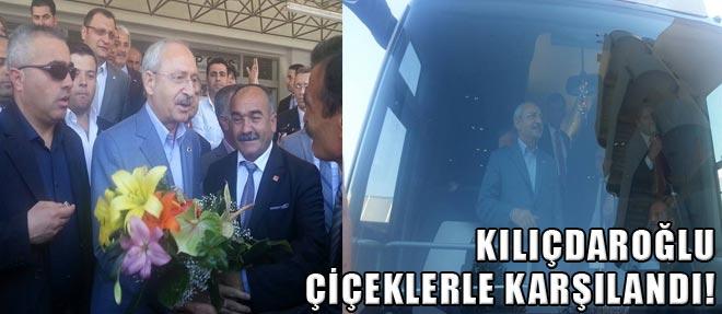 Kılıçdaroğlu İzmir'de