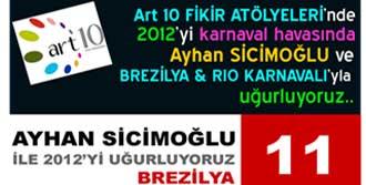 Ayhan Sicimoğlu ile 2012'yi Uğurluyoruz