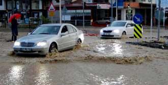 Samsun'da Sel Felaketi