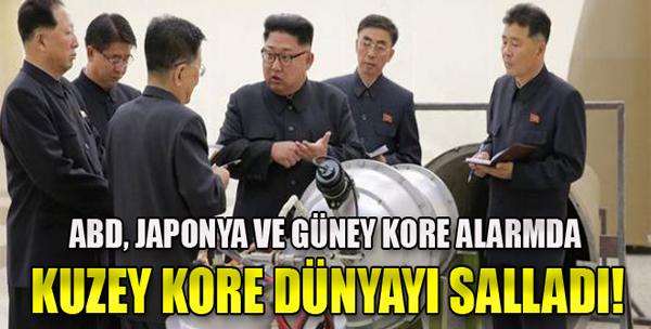 Kuzey Kore Dünyayı Sallıyor