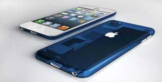Plastik iPhone Çok Renkli Olacak!