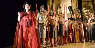 'Aida' Devlet Opera ve Balesi'nde