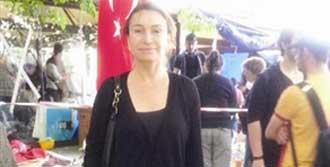 Siyahlar İçinde Gezi Parkı'nda