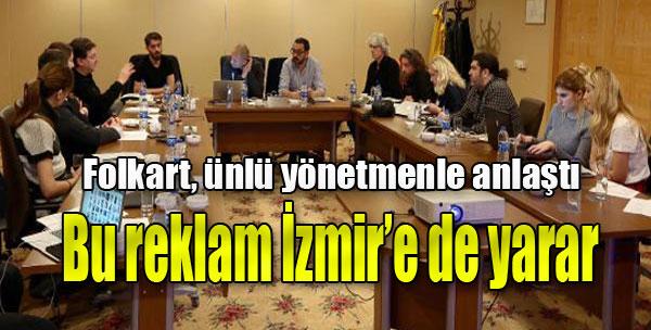 Ünlü Yönetmen İzmir'e Geldi