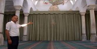 Kiliseye benzetilen tarihî cami asli unsurlarına kavuştu