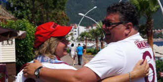 Alman Çiftin Trabzon Sevgisi