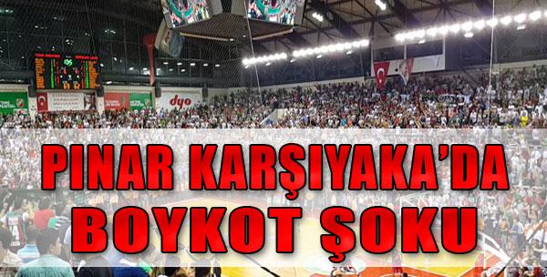 Pınar Karşıyaka'ya Yabancı Şoku