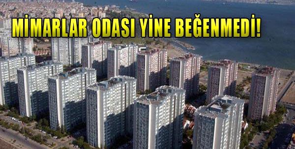 Mavişehir'e Yeni Plana Da İtiraz